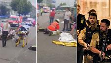 Тажно утро во Минхен - убиени се 10 луѓе