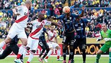 Преглед на првите осмина-финални натпревари во Копа Либертадорес