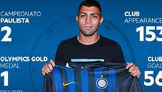 Габигол е нов играч на Интер