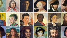 Дали имате портрет во некој музеј   прашајте го Google