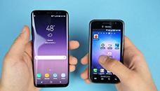 7г  подоцна  Како изгледа Samsung Galaxy S