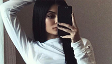Кајли Џенер се направила партал со Фотошоп