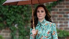 Кејт Мидлтон облечена со посвета за принцезата Дијана