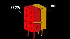 Смешни слики со Лего коцки