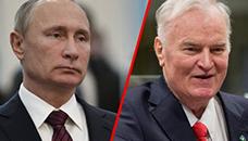 Реакција на Русија за Ратко Младиќ