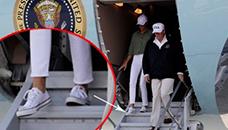 Меланија Трамп во посета на Флорида со Старки