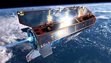 Кинески сателит се урна во среде океан